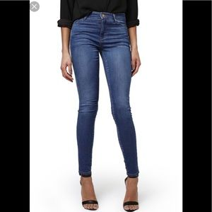 Topshop Loto Leigh skinny jeans W 26